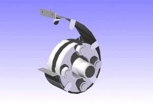 TSBD Metall Spritzschutzband